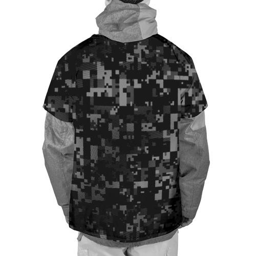 Накидка на куртку 3D Служу России, спецназ Фото 01