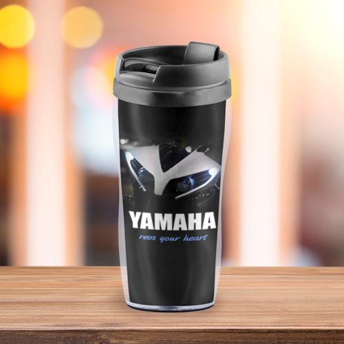 Термокружка-непроливайка Yamaha Фото 01