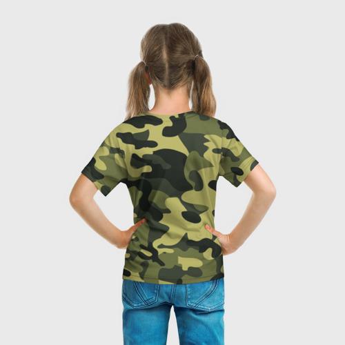 Детская футболка 3D  Фото 04, Russian army