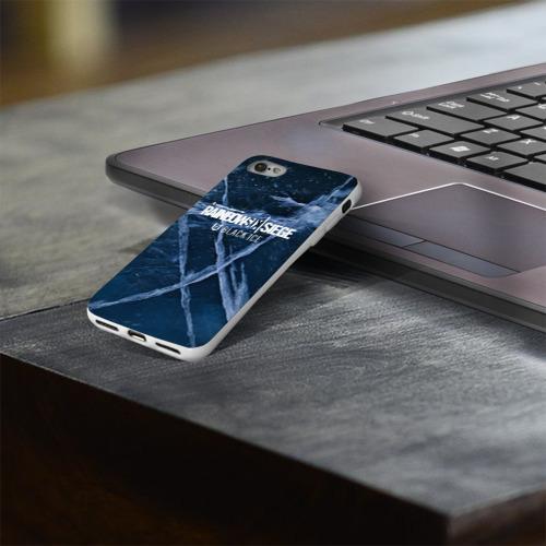 Чехол для Apple iPhone 8 силиконовый глянцевый  Фото 03, Rainbow Six Siege