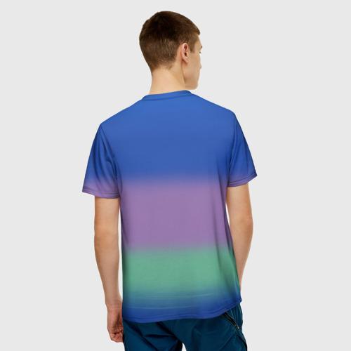 Мужская футболка 3D  Фото 02, Led Zeppelin 2