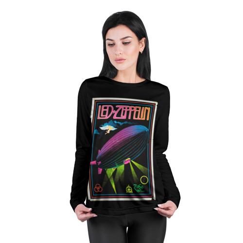 Женский лонгслив 3D для беременных  Фото 04, Led Zeppelin 6