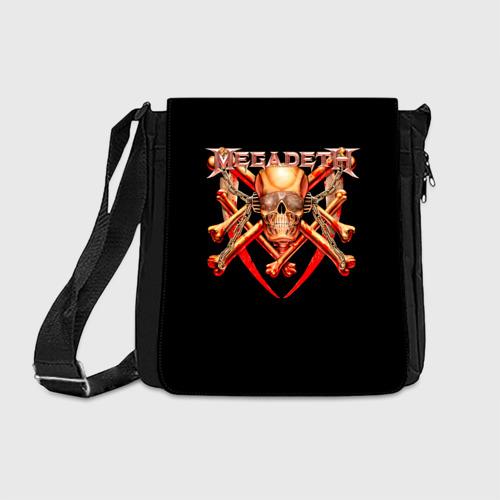 Сумка через плечо  Фото 01, Megadeth 1