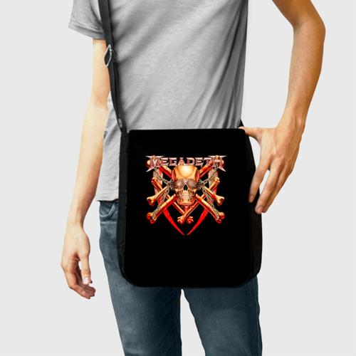 Сумка через плечо  Фото 02, Megadeth 1