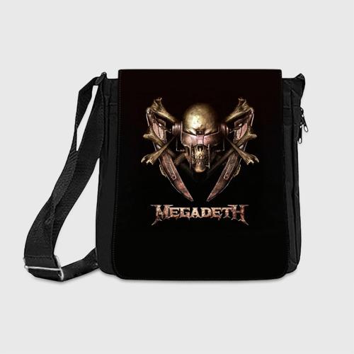 Сумка через плечо  Фото 01, Megadeth 3