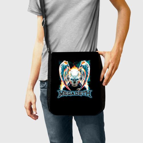 Сумка через плечо  Фото 02, Megadeth 4
