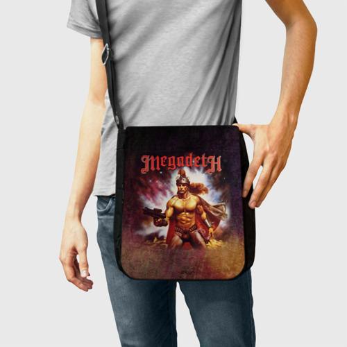 Сумка через плечо  Фото 02, Megadeth 6