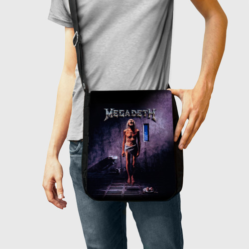 Сумка через плечо  Фото 02, Megadeth 7