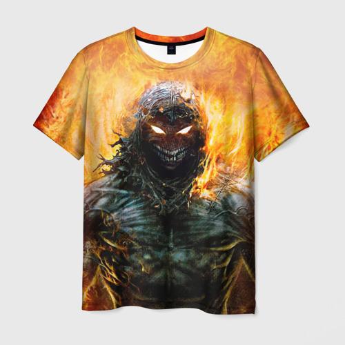Мужская футболка 3D  Фото 03, Disturbed 7