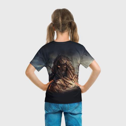 Детская футболка 3D  Фото 04, Disturbed 8