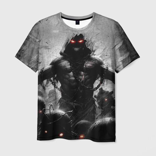 Мужская футболка 3D  Фото 03, Disturbed 9