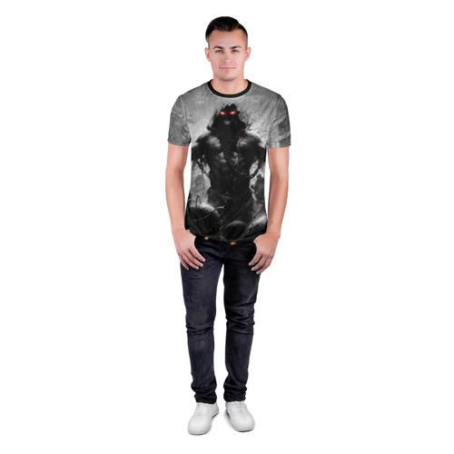 Мужская футболка 3D спортивная Disturbed 9 Фото 01