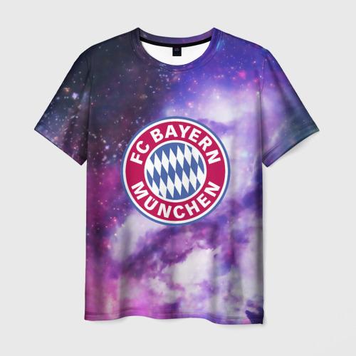 Мужская футболка 3D  Фото 01, Бавария