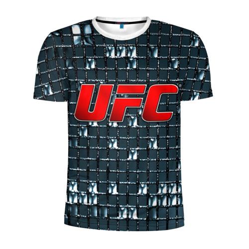Мужская футболка 3D спортивная  Фото 01, UFC