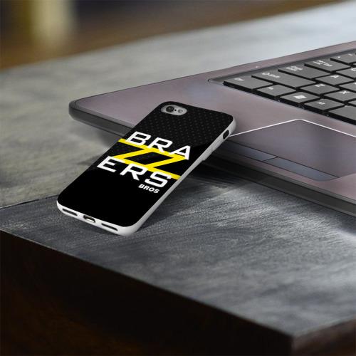 Чехол для Apple iPhone 8 силиконовый глянцевый  Фото 03, Brazzers Bros