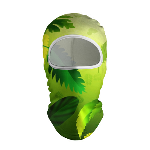 Балаклава 3D  Фото 01, Зелёный мир