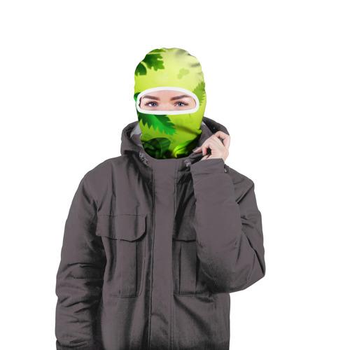 Балаклава 3D  Фото 04, Зелёный мир