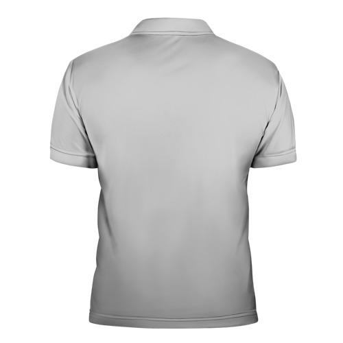 Мужская рубашка поло 3D  Фото 02, Be my Valentine