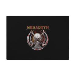 Megadeth - интернет магазин Futbolkaa.ru