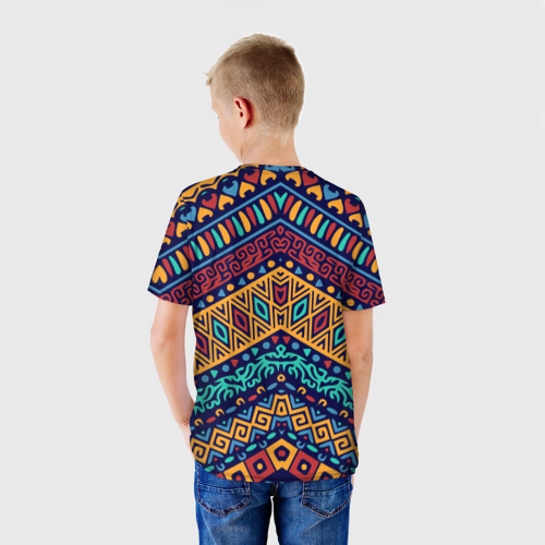 Детская футболка 3D  Фото 02, Африка