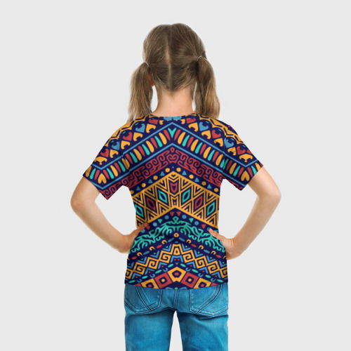 Детская футболка 3D  Фото 04, Африка