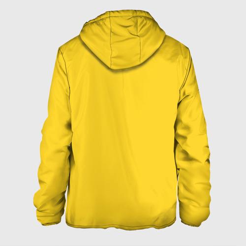 Мужская куртка 3D  Фото 02, face gomer