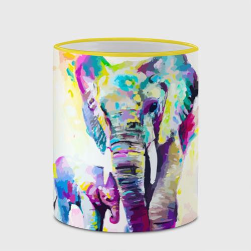 Кружка с полной запечаткой  Фото 03, Слоны