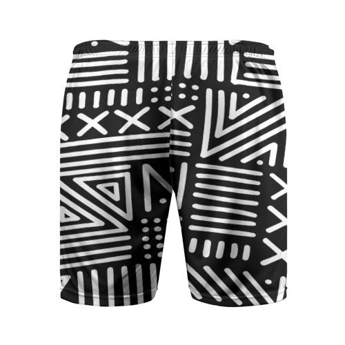Мужские шорты 3D спортивные  Фото 02, Pattern