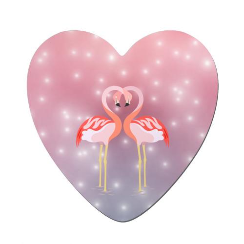 Влюбленные фламинго