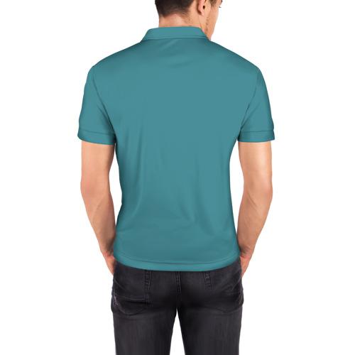 Мужская рубашка поло 3D  Фото 04, Сова мальчик (парная)
