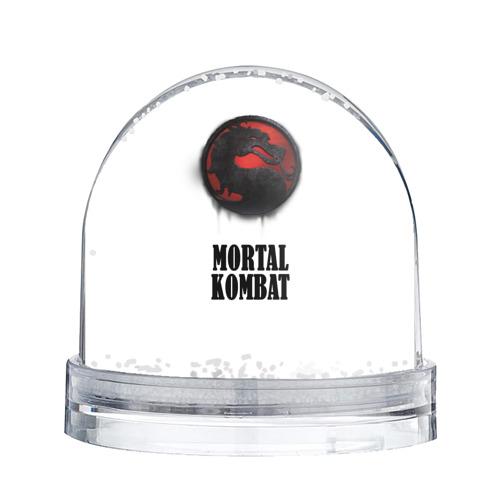 Водяной шар со снегом  Фото 02, Mortal Kombat