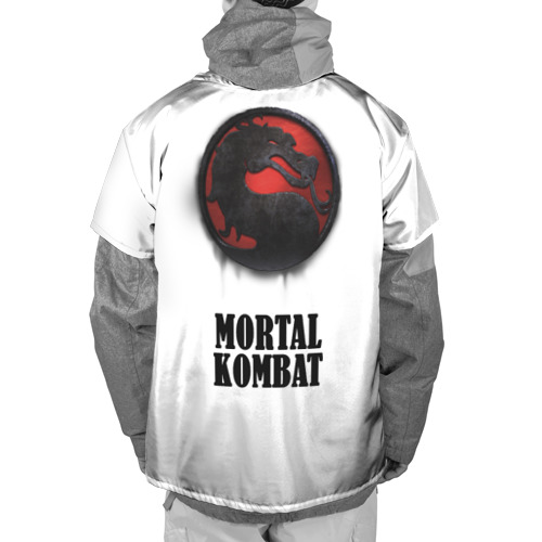 Накидка на куртку 3D  Фото 02, Mortal Kombat