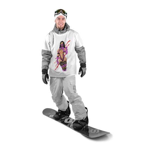 Накидка на куртку 3D  Фото 03, Mortal Kombat