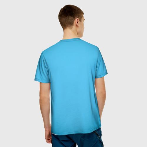Мужская футболка 3D  Фото 02, Аниме монстрик