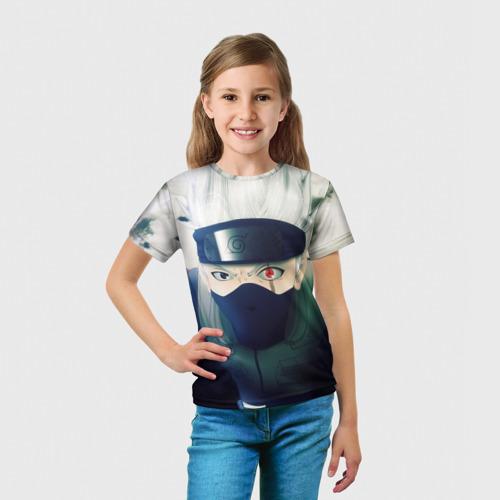 Детская футболка 3D Наруто Фото 01