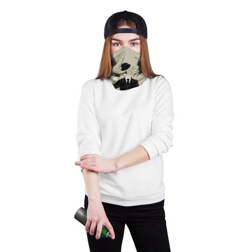 Бандана-труба 3D  Фото 02, Музыкальный самоубийца