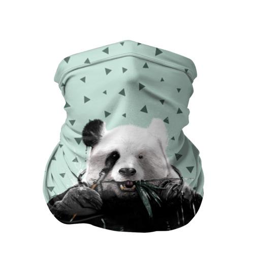 Бандана-труба 3D Панда-художник