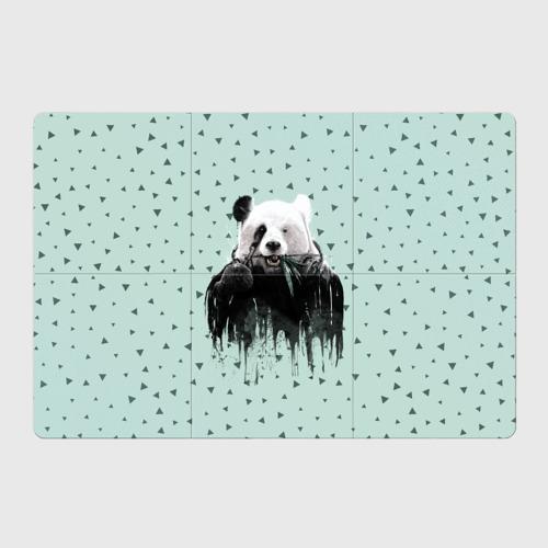 Панда-художник
