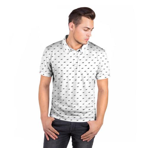 Мужская рубашка поло 3D  Фото 05, Таксы