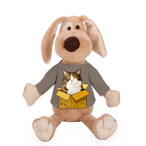 Собачка в футболке  Фото 01, Maru