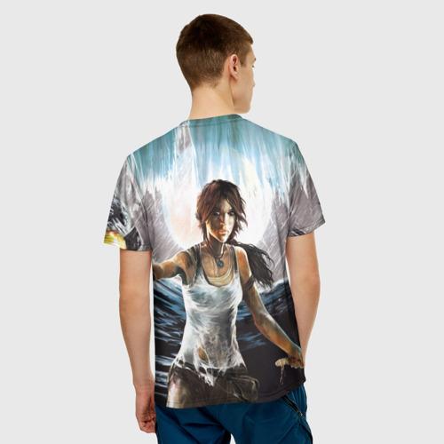 Мужская футболка 3D  Фото 02, Tomb Raider