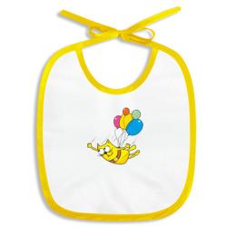Кот на воздушных шарах
