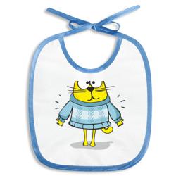 Кот в бабушкином свитере