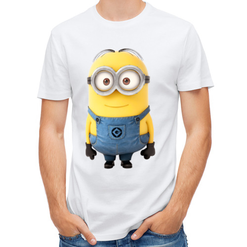 Мужская футболка полусинтетическая  Фото 01, Мальчик