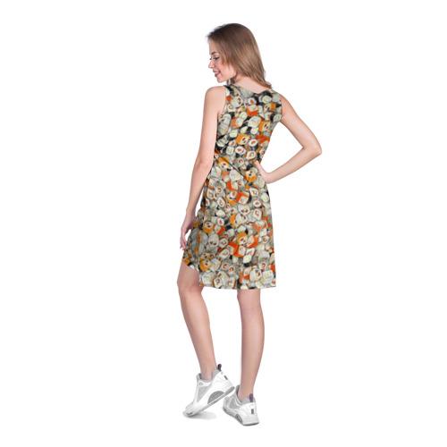 Платье-майка 3D  Фото 04, Суши