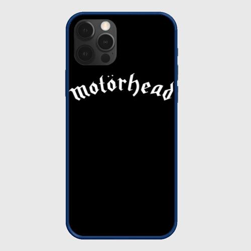 Чехол для iPhone 12 Pro Motorhead Фото 01