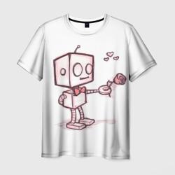 Робот-мальчик