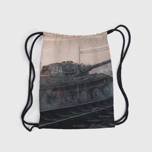 Рюкзак-мешок 3D  Фото 04, Танки