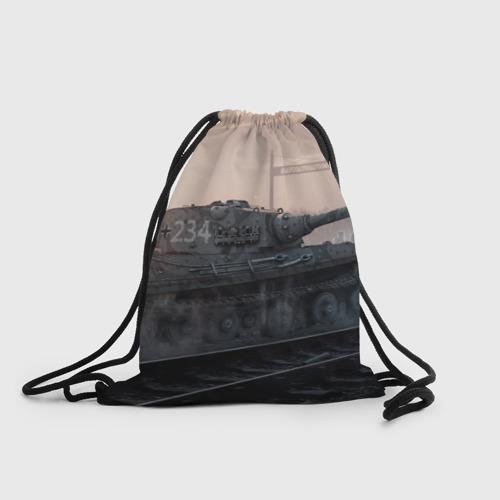 Рюкзак-мешок 3D  Фото 01, Танки