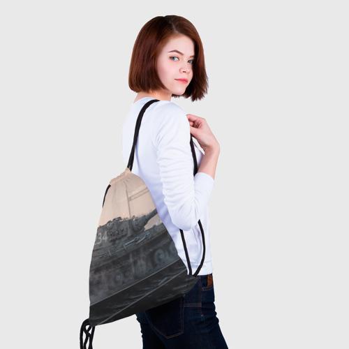 Рюкзак-мешок 3D  Фото 02, Танки